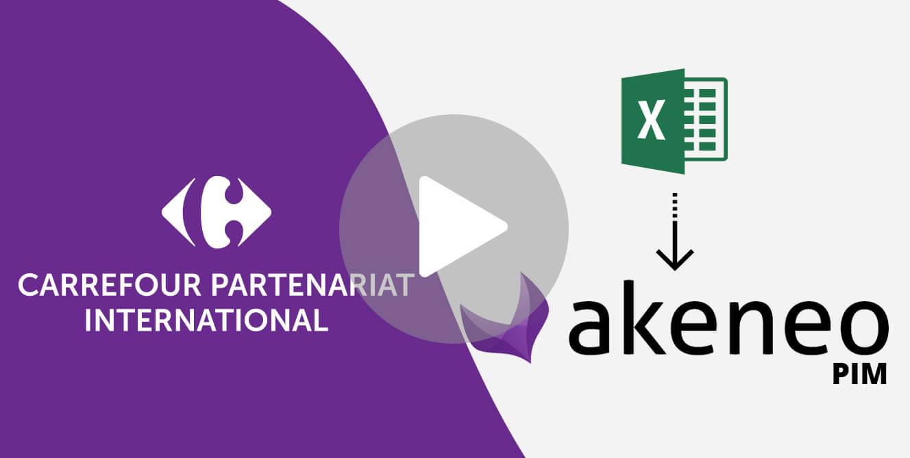 Centralisation du référentiel produit avec le PIM d'Akeneo