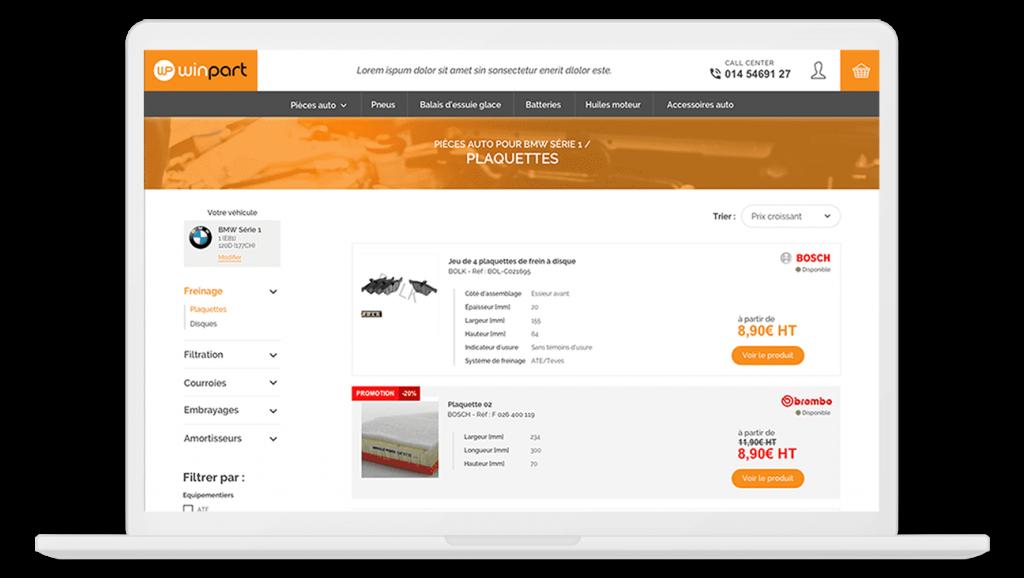 winpart liste desktop
